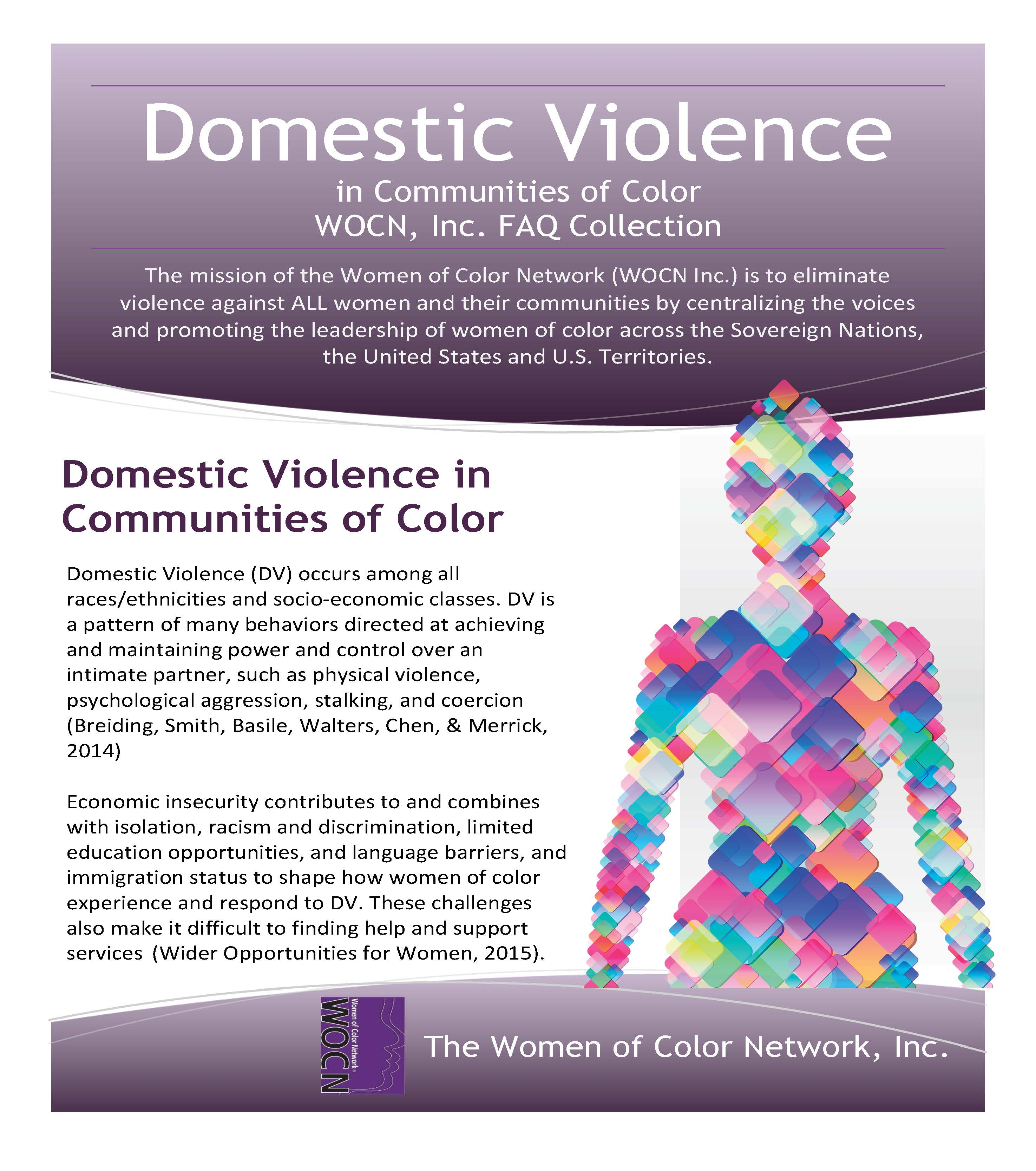 Domestic Violence FAQS